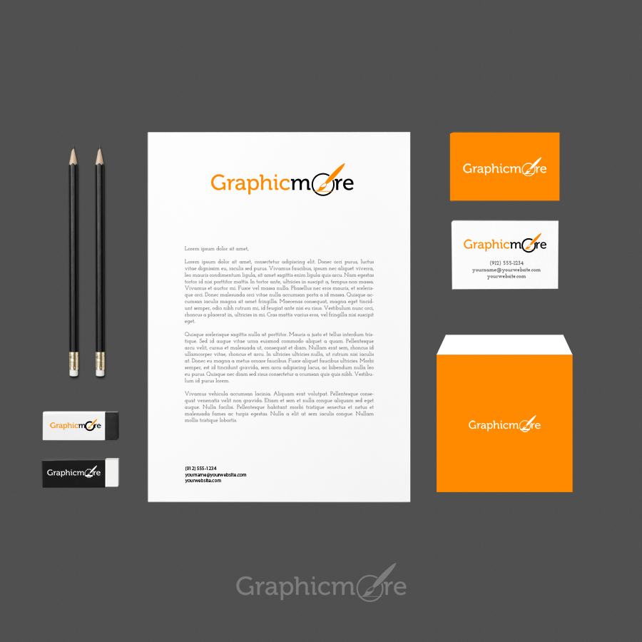 15  free branding  corporate identity  u0026 stationery psd