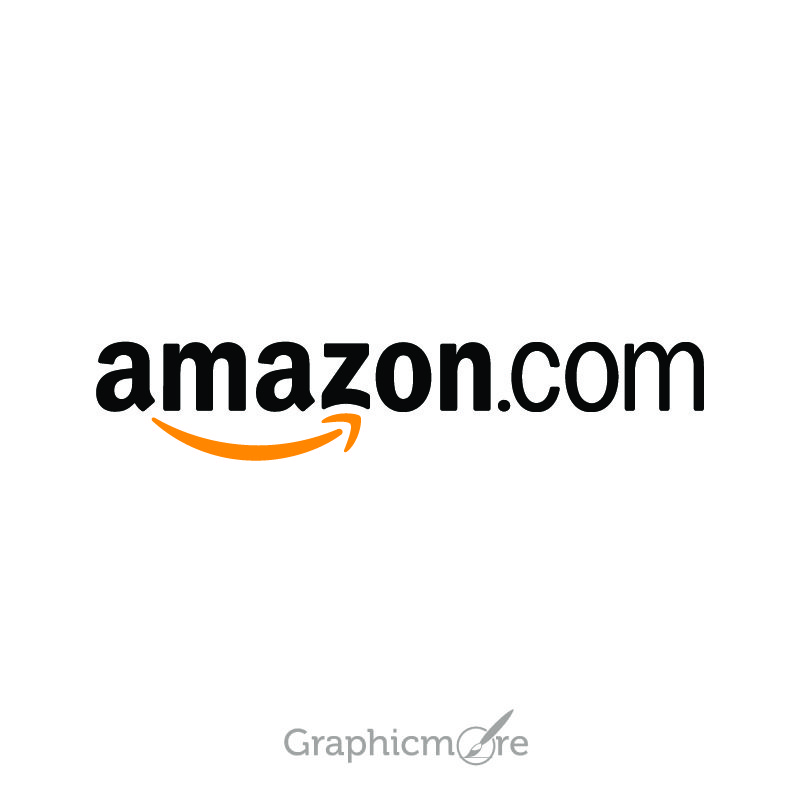 Amazon Logo Design Free Vector File