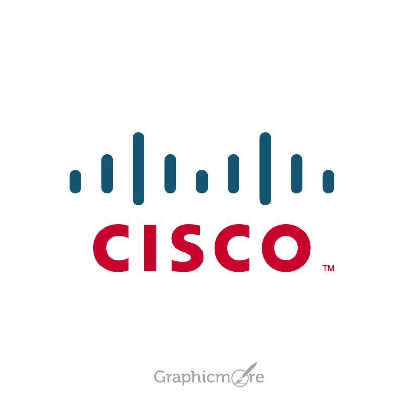 Cisco Logo Design Free Vector File