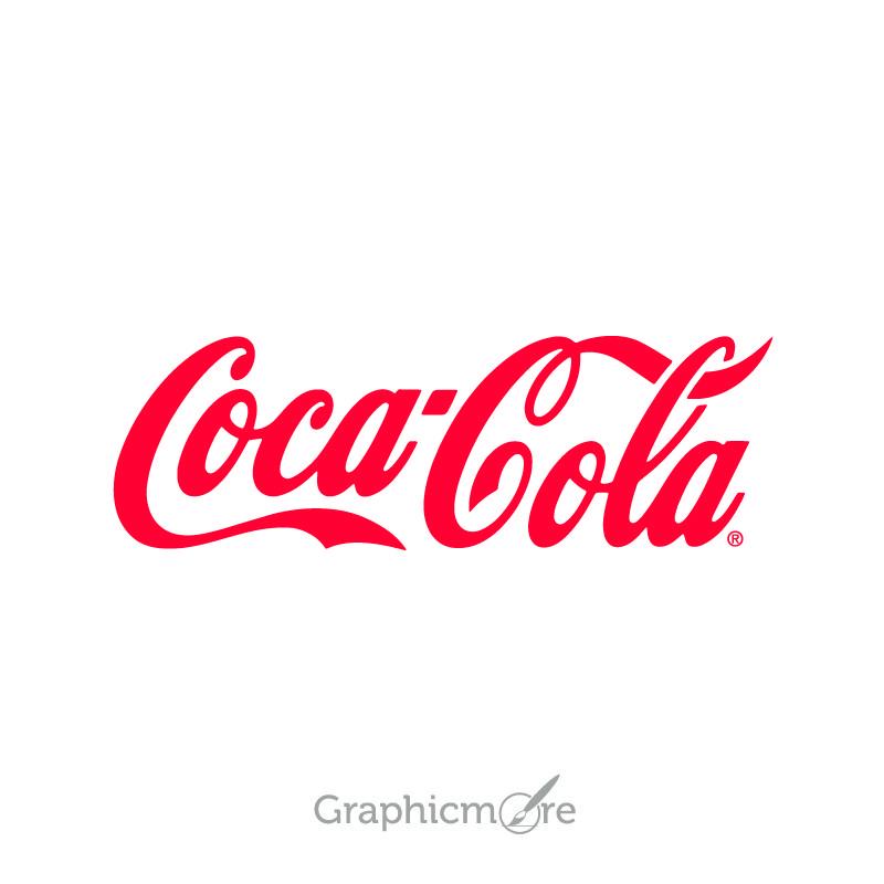 Coca-Cola Logo Design Free Vector File
