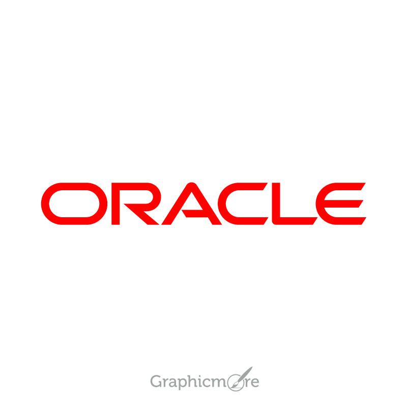 Oracle Vector Logo Design