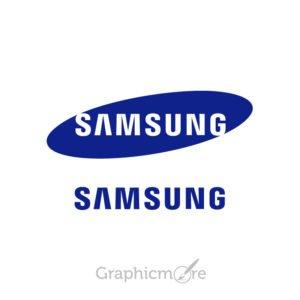 Samsung Logo Design Free Vector File