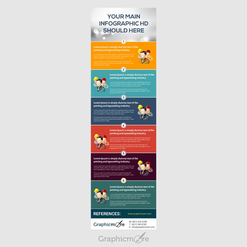 step by step template