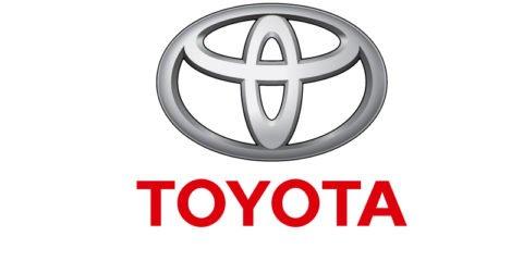 Toyota Logo Design Free Vector File