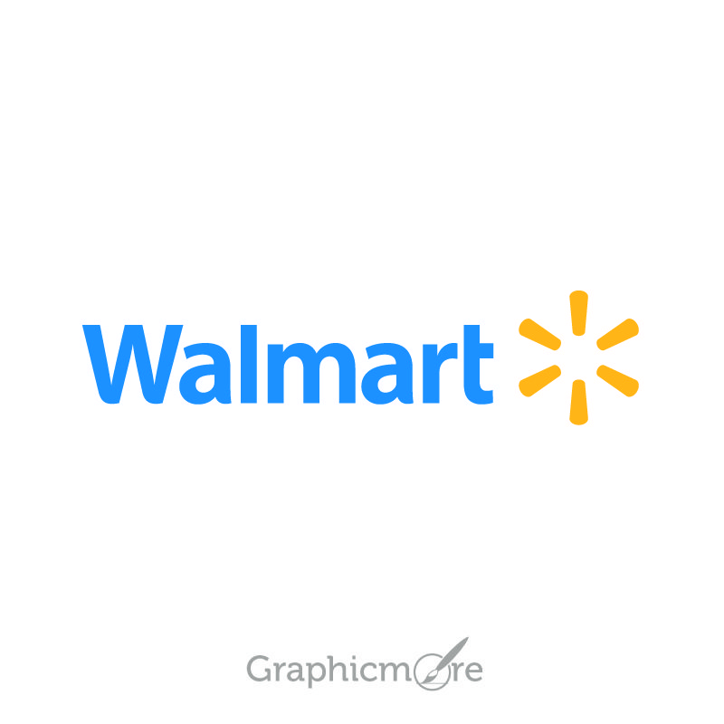 Walmart Vector Logo Design