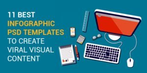 11 Best Infographic PSD