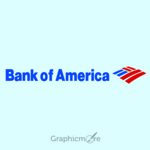 Bank of America Logo Design Free Vector File