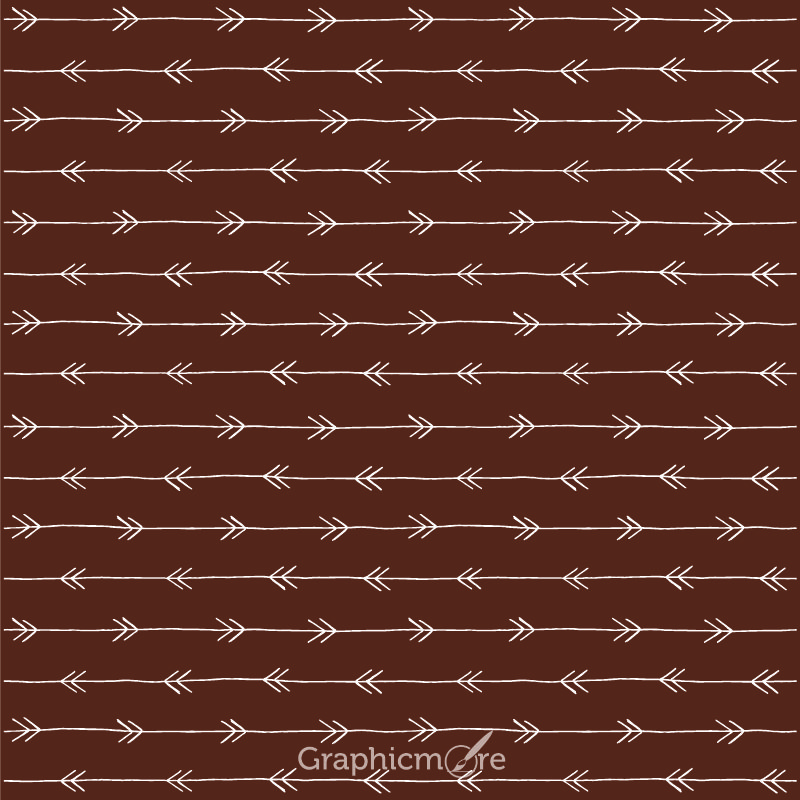 Brown Background Pattern Design