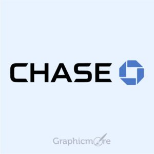 Chase Logo Design Free Vector File