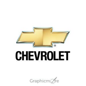 Chevrolet Logo Design Free Vector File