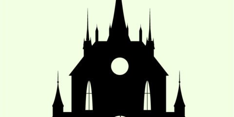 Church Design Free Vector File