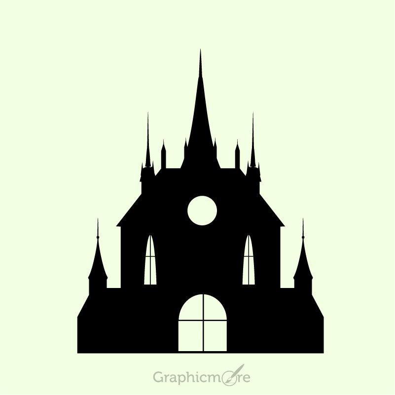 Church Design Free Vector File