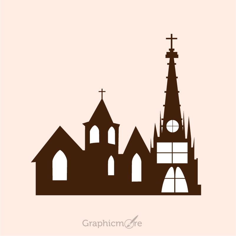 Church Vector Design