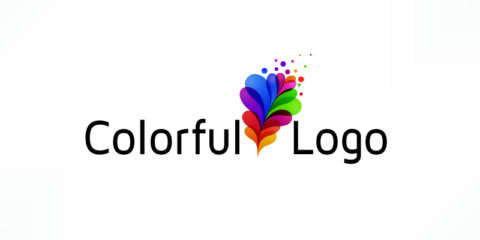 Colorful Logo Design Free Vector File