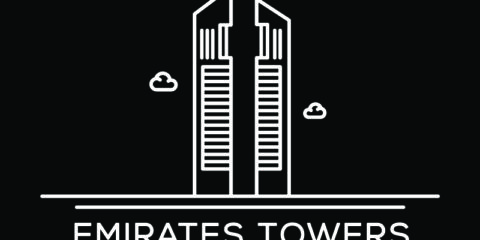 Emirates Towers UAE Free Vector File
