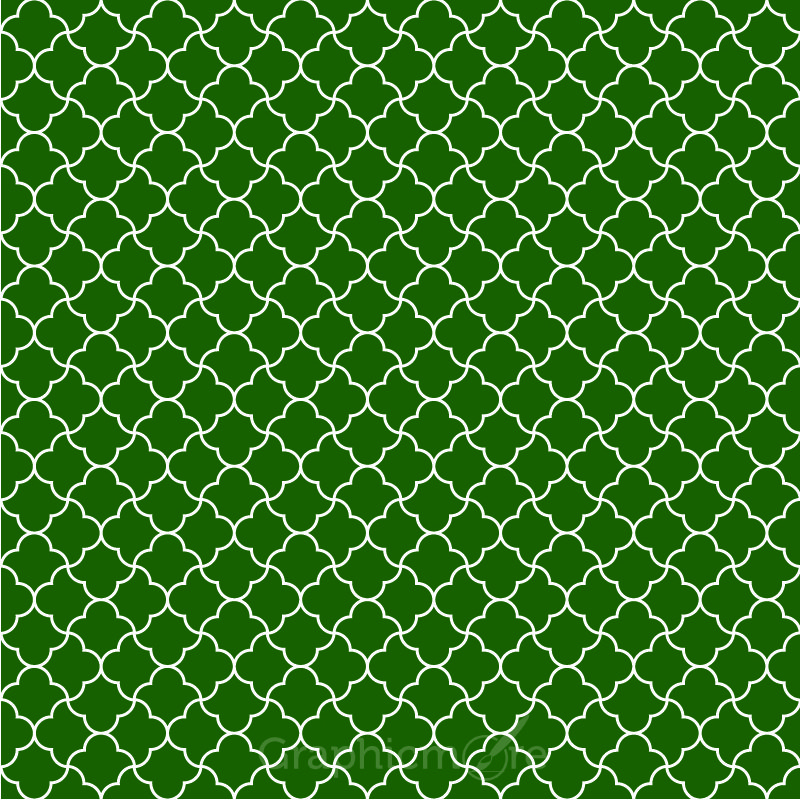 Green Geometric Background Pattern Free Vector File
