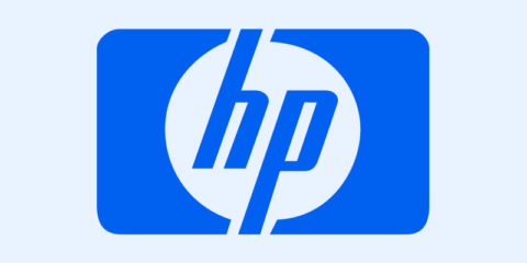 Hewlett Packard HP Logo Design Free Vector File