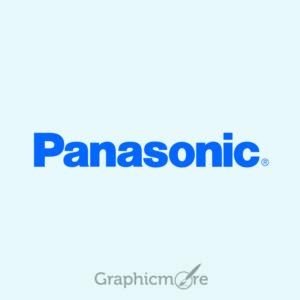 Panasonic Logo Design Free Vector File