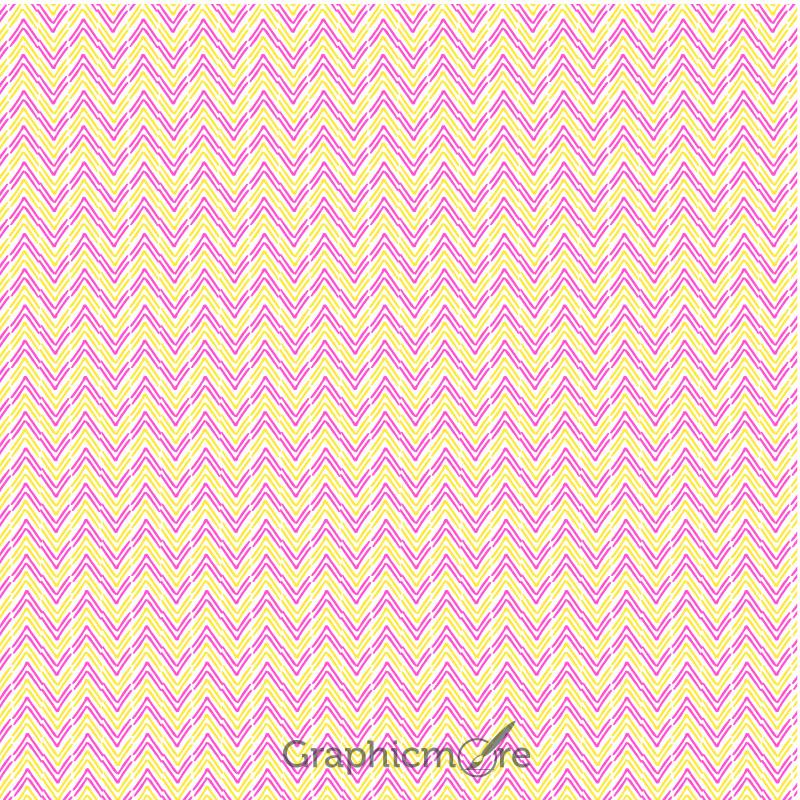 Pink & Yellow Background Pattern