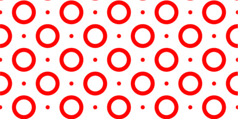 Simple Circle Background Pattern Design Free Vector File