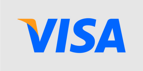 VISA Logo Design Free Vector File