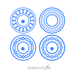 Beautiful Decorative Shapes