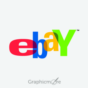 eBay Logo Design Free Vector File