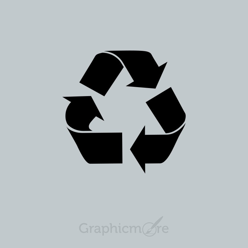 Editable Recycle Free PSD File