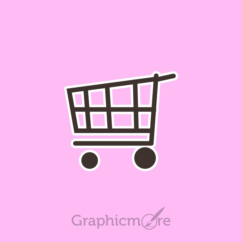 Shopping Cart Free PSD Template