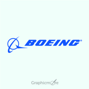 Boeing Logo Design Free Vector File