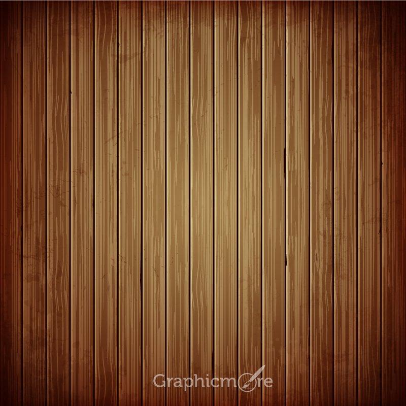 Dark Wooden Board Textures Background Design Free Vector