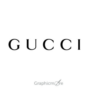 Gucci Logo Design Free Vector File