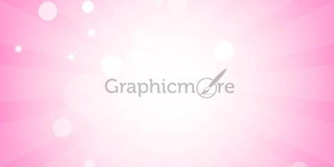 Soft Pink Background Design Free Vector File