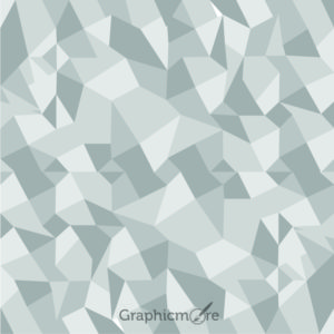 Shards Geometric Pattern Design Free Vector File