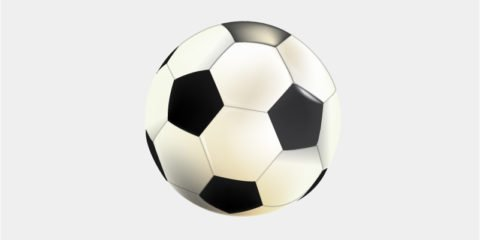Soccer Ball Design Free Vector File
