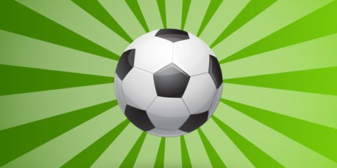 Soccer Design Free Vector File