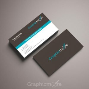 Creative & Elegant Business Card Template Design Free PSD File