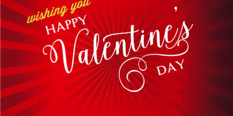 Happy Valentines Day Card Background Design Free Vector File