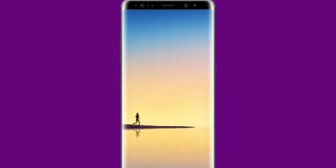 Samsung Galaxy Note 8 Mockup Template Design Free PSD Download