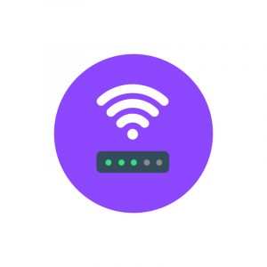 Wifi Signal Icon Design Free PSD Download