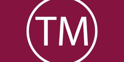 TM Trademark Sign Icon Design Free Vector Download