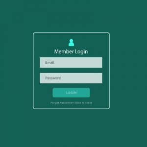 Modern Login Form UI Design For Website And Application