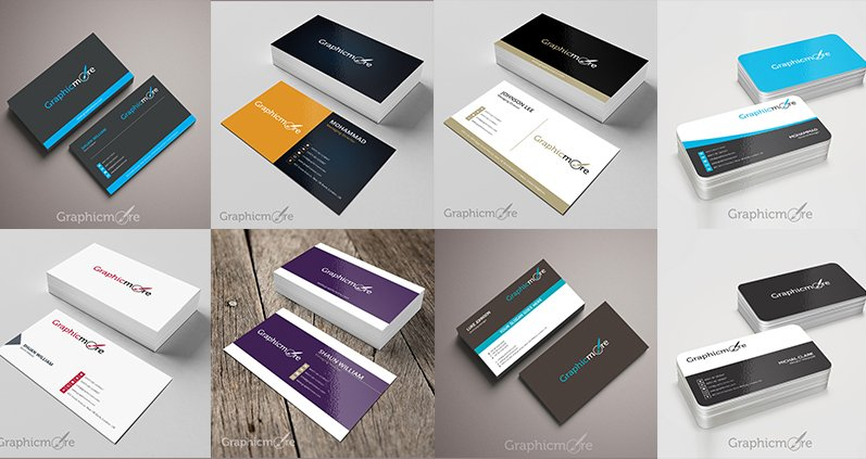 20+ Best Free PSD Business Card Templates Design in 2018