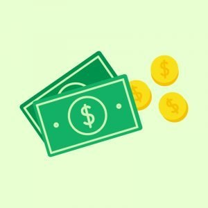 Money Icon Design Free Vector File By GraphicMore