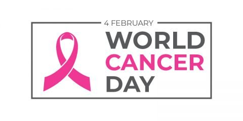 4 February World Cancer Day Vector Card Free Design
