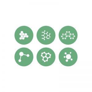 Nanotechnology Vector Icon Free Collection Design