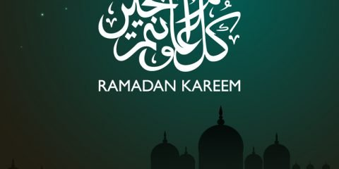 Ramadan Kareem Banner Design Free Vector Download