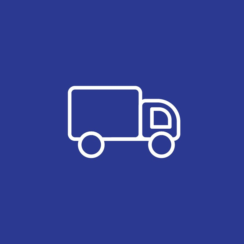 Transportation Truck Icon Design Free Vector Download