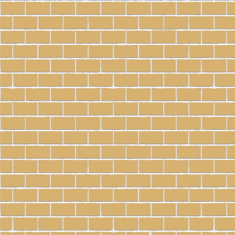 Free Vector Brown Brick Background Design Download