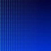 Glowing Particles Liquid Dynamic Vector Background